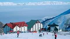 Популярні гірськолижні курорти туреччині