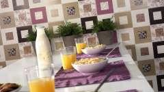 Популярні матеріали для оздоблення стін на кухні