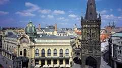 Порохова вежа. Прага і її визначні пам`ятки