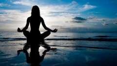 Пози для медитації для початківців. Краща поза для медитації