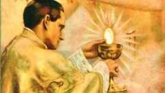 Правила і канони до святого причастя