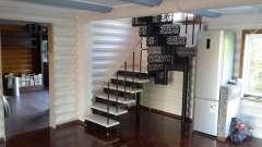 Переваги модульних сходів