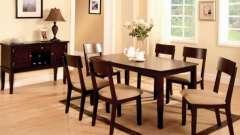 Переваги покупки столу з дерева