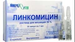 """Препарат """"линкомицин"""". Показання до застосування. Анотація"""