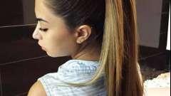 Зачіски в стилі 60-х: начісування, шиньйони, бантики