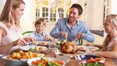 Приклади сімейних традицій в нашому домі