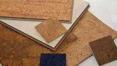 Коркові підлоги: види, особливості, способи укладання