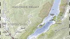 Походження озера байкал. Озеро байкал на карті. Вік байкальської улоговини