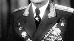 Прошляков - маршал радянського союзу: біографія