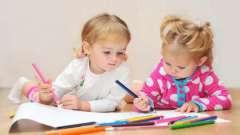Психологія дошкільного віку. Молодший і старший дошкільний вік
