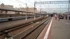 """Подорож поїздом """"москва - абхазия"""". В абхазії на поїзді: вартість квитка"""