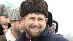 Рамзан кадиров. Біографія голови чеченської республіки