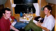 Розташування місць в плацкартному вагоні. Подорож з комфортом