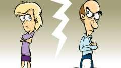 Розірвання шлюбу: розділ майна через суд