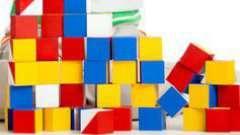 Розвиваючі кубики никитина. Як грати в кубики никитина?
