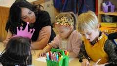 Розвиваючі заняття для дітей 5 років. Вчимося граючи