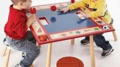 Розвиваючий столик для дітей. Весела суперіграшку