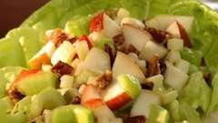 Рецепт кореневого селери: оригінальні салати