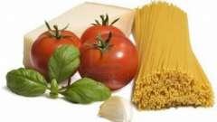 Рецепт спагеті в різних варіантах