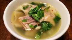 Рецепт супу з гусака. Як смачно приготувати цю страву