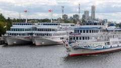 Річкові круїзи з санктрпетербурга по россии з поверненням в спб