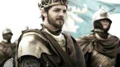 Ренлі баратеон - актор ґетін ентоні: біографія, участь в «грі престолів», цікаві факти