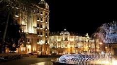 Республіка азербайджан: міста і їх короткий опис