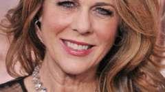 Ріта вілсон, американська актриса, продюсер, співачка, дружина голлівудського актора тома хенкса