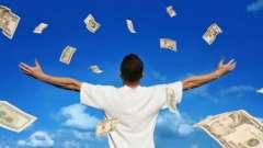 Ритуал і обряд на залучення удачі і грошей