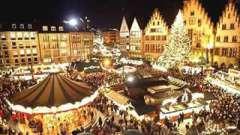 Різдво в німеччині: традиції і звичаї. Як святкують різдво в германии