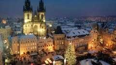 Різдво в празі, або чаклунство поруч