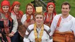 Російський народний свято: календар, сценарії, традиції і обряди