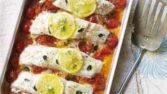 Риба в маринаді в духовці: два способи приготування