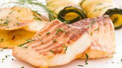 Риба в пароварці. Рецепти приготування