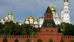 Найвища вежа московського кремля. Опис веж московського кремля
