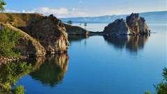 Найглибше озеро в євразії: характеристика байкалу