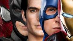 Найкращі фільми про супергероїв: список