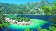 Найкращі пляжні курорти туреччині