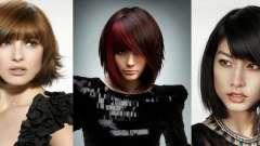 Наймодніші стрижки боб на середні волосся