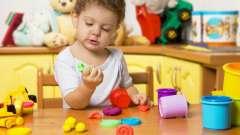 Сенсорний розвиток дітей 2-3 років. Ігри для сенсорного розвитку дітей