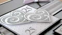 Срібне весілля - скільки років разом? Що дарувати на срібне весілля?
