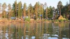 Срібне озеро (ханти-мансийск): можливості для відпочинку і кліматичні умови