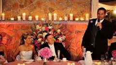 Шафер - це права рука нареченого на весіллі