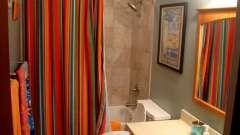 Штора для ванної: зробити або купити?