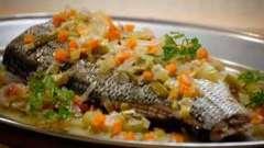 Сібас, запечений у фользі: дивно смачно і неймовірно корисно