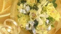Скромне весілля - перші щасливі миті