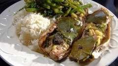 Скумбрія в мультиварці на пару - смачне і корисне блюдо
