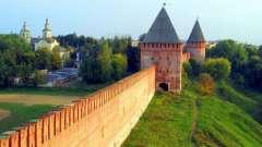 Смоленський кремль і його історія