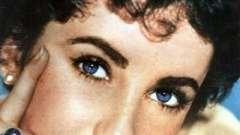 Сногшібательний колір очей елізабет тейлор - помилка або подарунок природи?