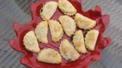 Сочень з сиром з пісочного тіста. Рецепт приготування смачної випічки